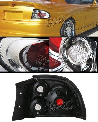 Pontiac Gto 2004 2006 Clear Altezza Tail Lights