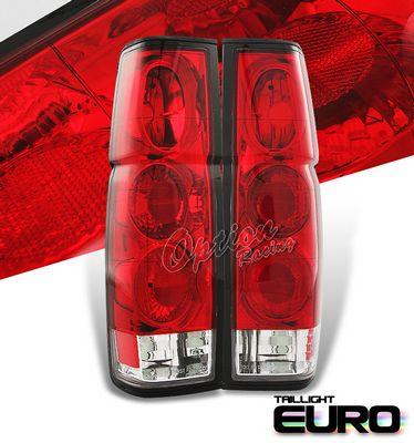 Nissan Hardbody 1986 1997 Red Altezza Tail Lights