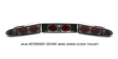 Mitsubishi Eclipse 1995-1999 Smoked Altezza Tail Lights