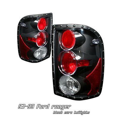 ford ranger 2001 2005 black altezza tail lights a101r985110 topgearautosport topgearautosport com