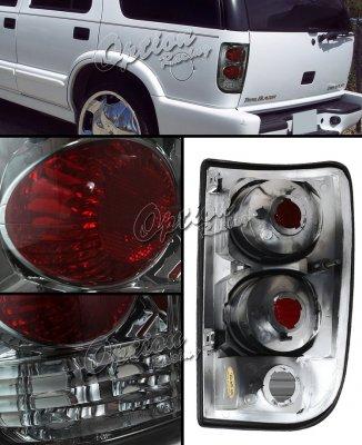 GMC Jimmy 1995-2004 Smoked Altezza Tail Lights