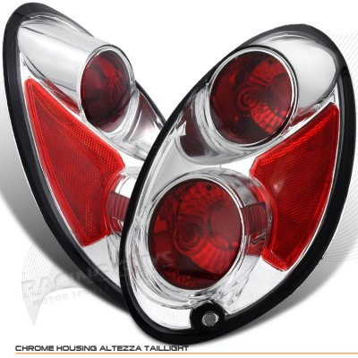 Chrysler PT Cruiser 2001-2005 Clear Altezza Tail Lights