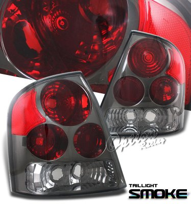 Mazda Protege 1999-2003 Smoked Altezza Tail Lights