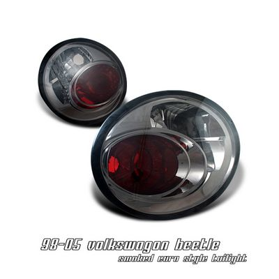 VW Beetle 1998-2005 Smoked Altezza Tail Lights