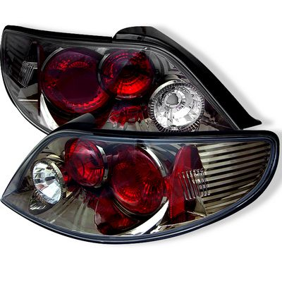 Toyota Solara 1998-2002 Black Altezza Tail Lights