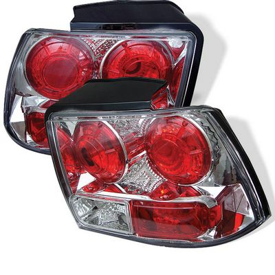 Ford Mustang 1999-2004 Clear Altezza Tail Lights