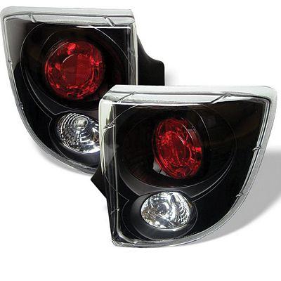 Toyota Celica 2000-2005 Black Altezza Tail Lights