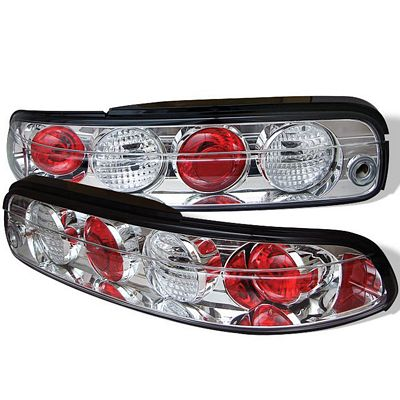 Lexus SC300 1995-2000 Clear Altezza Tail Lights