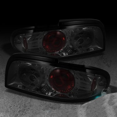 Nissan Altima 1993-1997 Smoked Altezza Tail Lights
