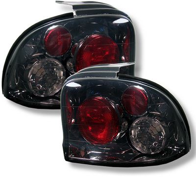 Dodge Neon 1995-1999 Smoked Altezza Tail Lights