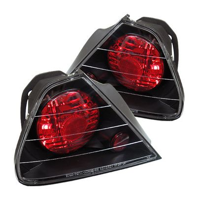 Honda Accord Coupe 1998 2000 Jdm Black Altezza Tail Lights A1035va0110 Topgearautosport
