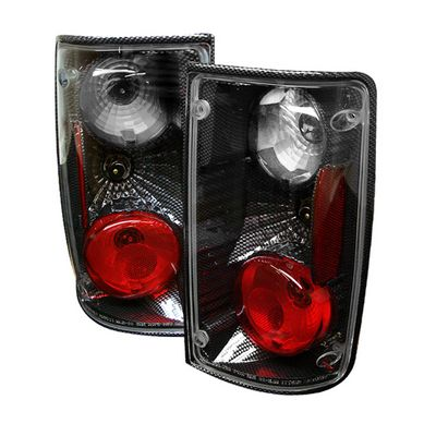 Toyota Pickup 1989-1995 Carbon Fiber Altezza Tail Lights