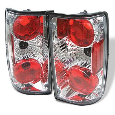 Toyota Pickup 1989-1995 Clear Altezza Tail Lights