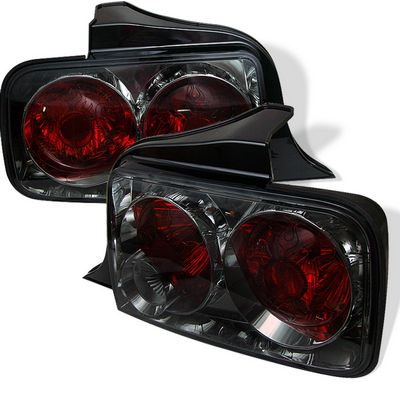 Ford Mustang 2005-2008 Smoked Altezza Tail Lights