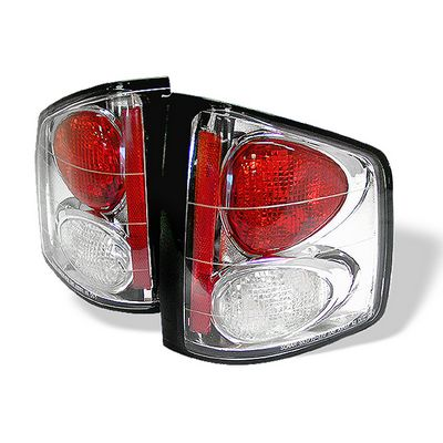 Chevy S10 1994-2004 Clear Altezza Tail Lights