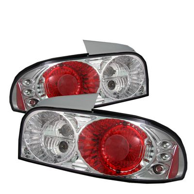 Subaru Impreza 1993-2001 Clear Altezza Tail Lights