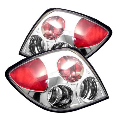 Hyundai Santa Fe 2001 2003 Clear Altezza Tail Lights