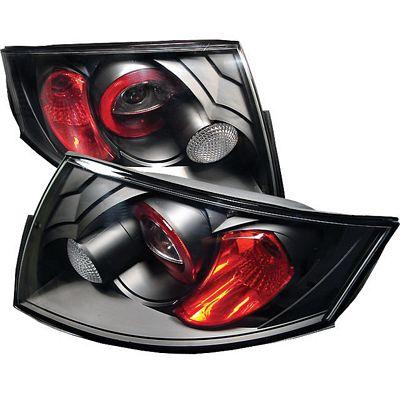 Audi TT 1999-2004 Black Altezza Tail Lights