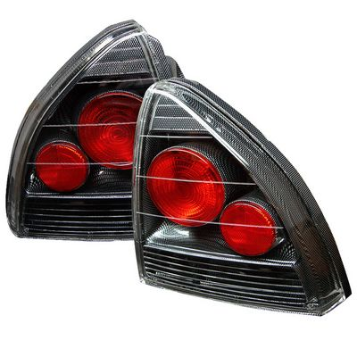 Honda Prelude 1992-1996 Carbon Fiber Altezza Tail Lights