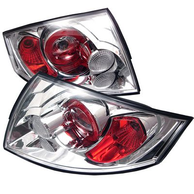 Audi TT 1999-2004 Clear Altezza Tail Lights
