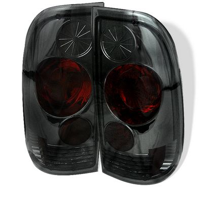 Ford F150 Styleside 1997-2003 Smoked Altezza Tail Lights