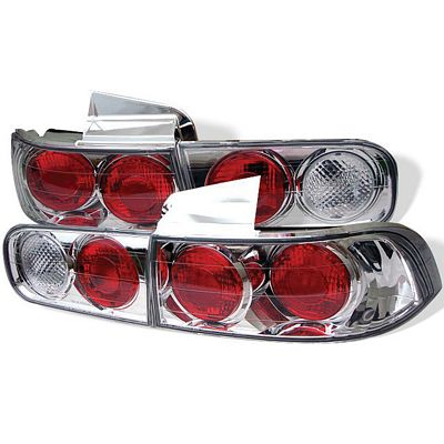 Acura Integra Sedan 1994-2001 Clear Altezza Tail Lights