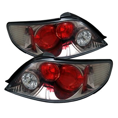 Toyota Solara 1998-2002 Clear Altezza Tail Lights