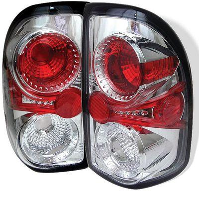 Dodge Dakota 1997-2004 Clear Altezza Tail Lights