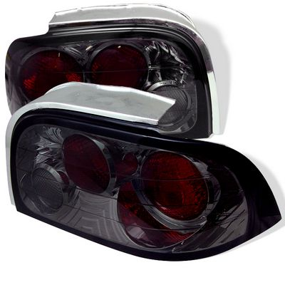 Ford Mustang 1996-1998 Smoked Altezza Tail Lights