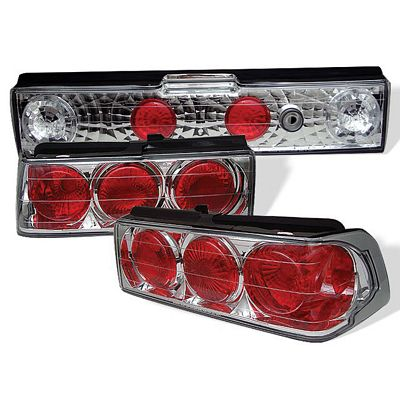 Honda CRX 1988-1991 Clear Altezza Tail Lights
