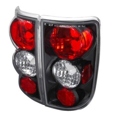GMC Jimmy 1995-2004 Black Altezza Tail Lights