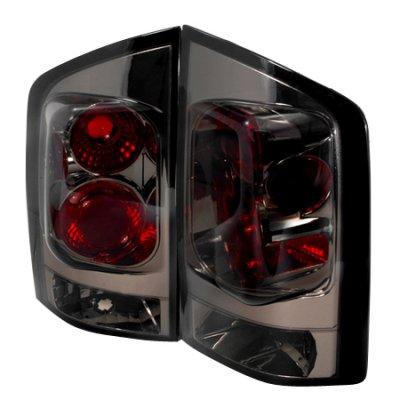 Nissan Armada 2004-2012 Smoked Altezza Tail Lights