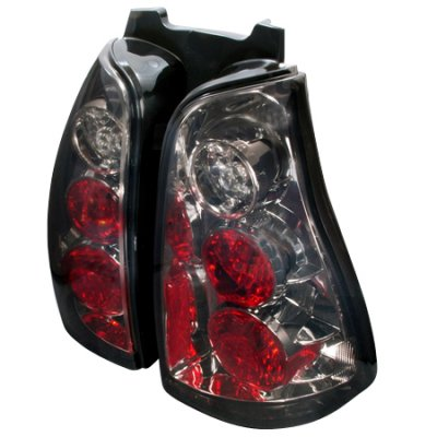 Toyota 4Runner 2003-2005 Smoked Altezza Tail Lights
