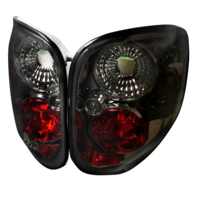 Ford F150 Flareside 1997-2000 Smoked Altezza Tail Lights