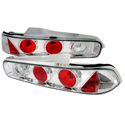 Acura Integra Coupe 1994-2001 Clear Altezza Tail Lights