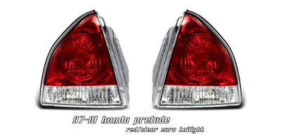 Honda Prelude 1992-1996 Euro Tail Lights
