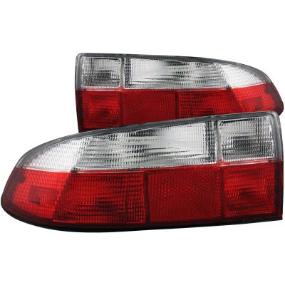 Bmw Z3 1996 1999 Red And Clear Euro Tail Lights