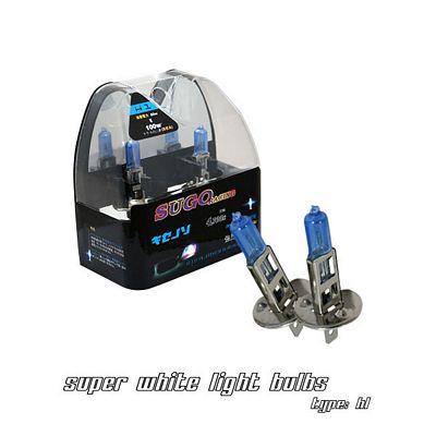 JDM Sugo Super White H1 Light Bulb