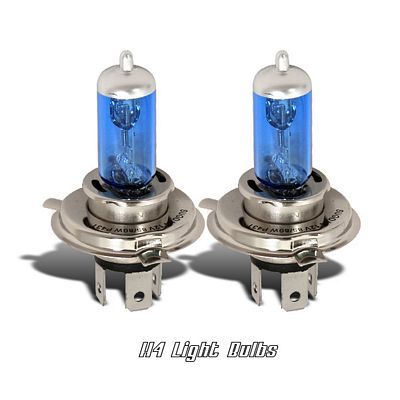 JDM Sugo Super White H4 HID Light Bulb