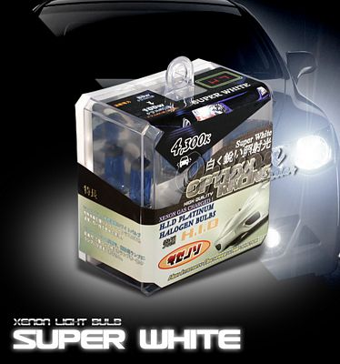 JDM Quartz Super White H7 Light Bulb