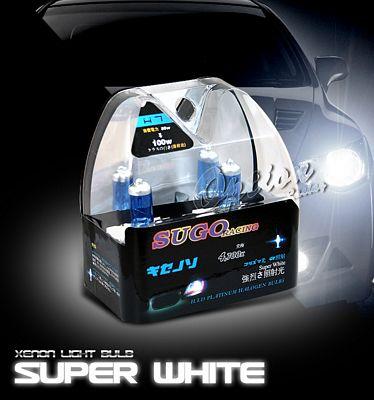 JDM Sugo Super White H7 Light Bulb