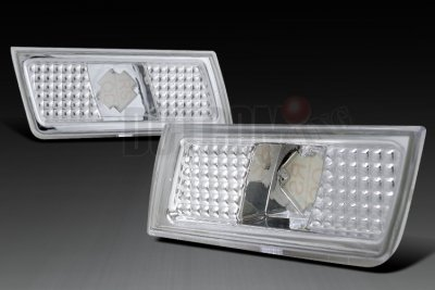 Chrysler 300 2005-2010 Chrome Side Marker Lights