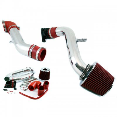 Chrysler Sebring Coupe 2001-2005 Cold Air Intake with Red Air Filter