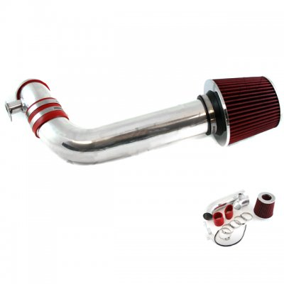 BMW E36 3 Series 1992-1996 Polished Cold Air Intake System