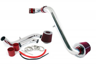 Mitsubishi Eclipse 1995-1999 Cold Air Intake with Red Air Filter