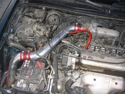 Honda Accord 1994-2002 Polished Cold Air Intake System