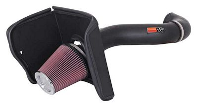 Toyota Tundra V8 2007-2009 K&N 63-9032 AirCharger Air Intake Kit