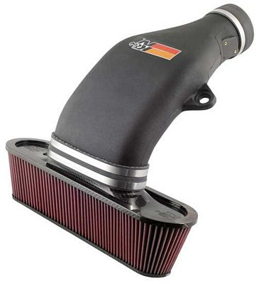 Chevy Corvette Z06 2006-2009 K&N AirCharger Cold Air Intake System