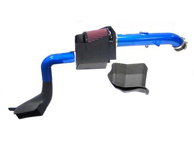 Nissan 350Z 2003-2006 K&N Typhoon Blue Cold Air Intake System