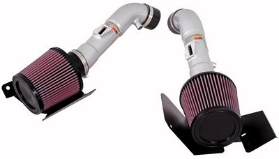 Nissan 350Z 2007-2008 K&N Typhoon Cold Air Intake System